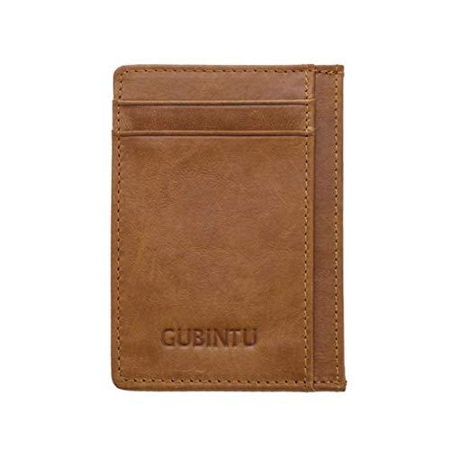 cartes Couleur Coffee Brown Hommes color Solide Porte Light De Créatif Pour Multi Hemotrade cartes Gubintu BSAzxq5x7n