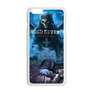 SANLSI Avenged Sevenfold - Nightmare Cell Phone Case for Iphone 6 Plus