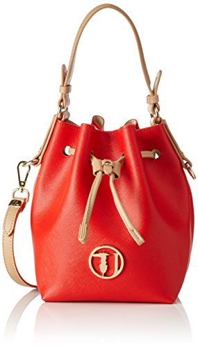 White Red Trussardi Trussardi Womens 35 Bucket Multicolour 75bp0553 Bag Womens fn8qdZwq0