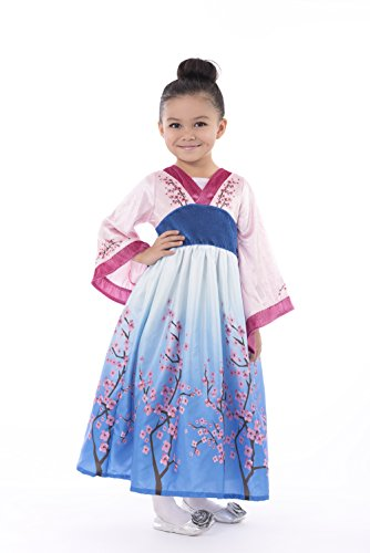 Little Adventures Asian Princess Dress Up Costume Size XL Age 7-9