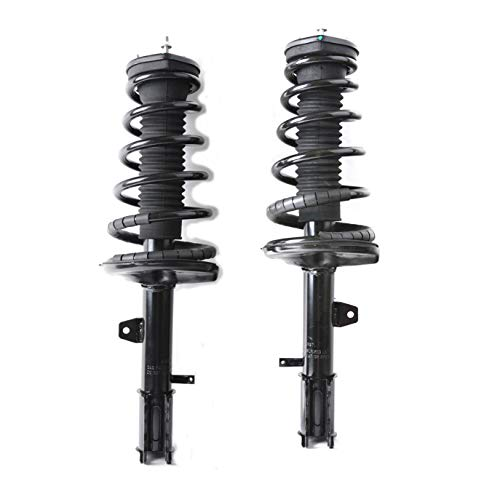 - DTA 60171-2 Rear Complete Strut Assemblies With Springs and Mounts Fits 2001-2003 Toyota Highlander FWD Only, Will NOT Fit AWD. Replaces Monroe # 171496 171497