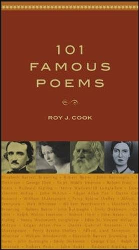 101 Famous Poems (Best Poets And Poems)