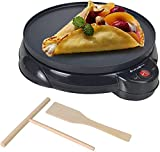 """Health and Home Electric Crepe Maker - 10""""Crepe"""