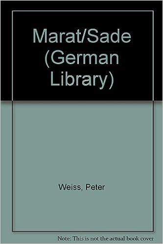 Marat/Sade (German Library)