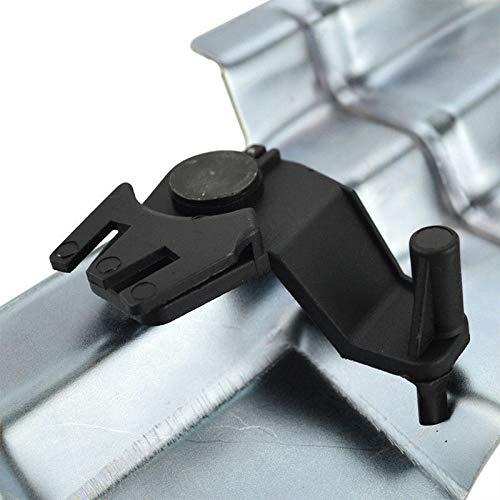 staffa del gancio del bagagliaio del bagagliaio in metallo 1J5827567A 1J5827425 Staffa del bagagliaio