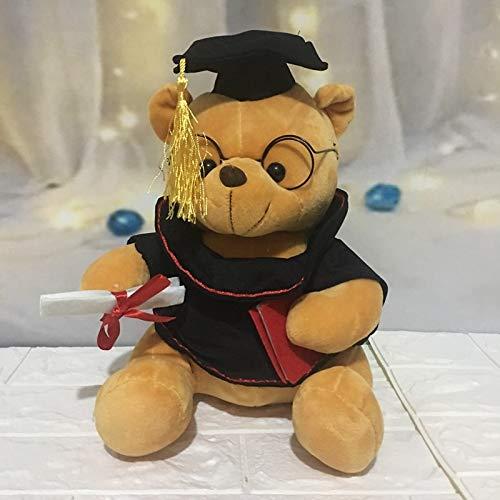 GOOGEE Bear Stuffed Animal - Dr. Bear Plush