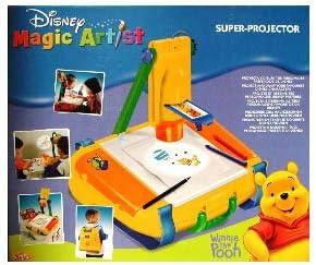 Glooke Selected Famosa Italia Walt-Disney Proyector mágico Artista ...