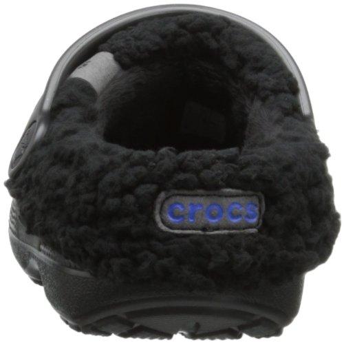crocs Unisex-Kinder Blitzen Ii Clog Kids Schwarz (Black)