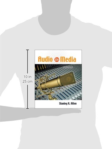 Audio in Media by Wadsworth Publishing