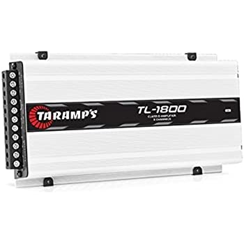 Taramps TL1800 TL Line Amplifiers