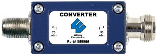 50 to 75 OHM Converter 75 Ohm Converter