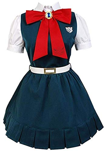 LYLAS Women's White Short Sleeve Dress Halloween Party Suits Cosplay Costume (Costom Made) for $<!--$79.99-->