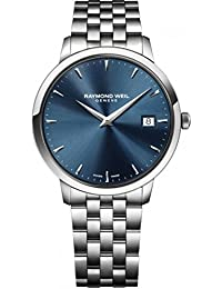 Toccata Blue Dial Steel Bracelet Mens Watch 5588-ST-50001