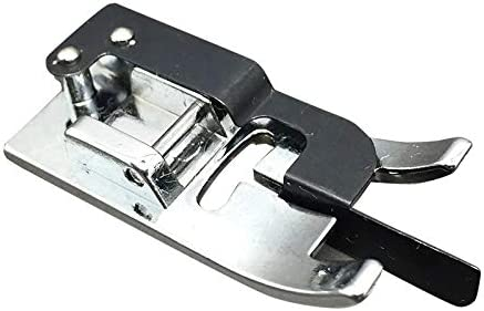 Pie prensatelas para uniones de bordes para máquinas de coser ...
