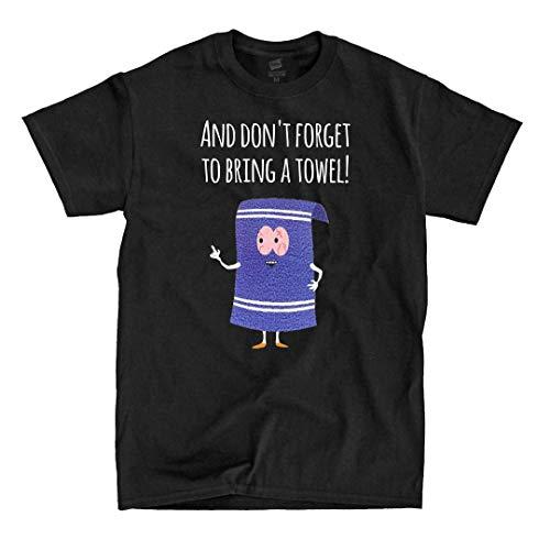 LSL Shirts South Park – Towelie – Black Shirt – Ships Fast!!