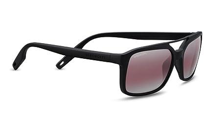 2c4fb6b9f97 Amazon.com  Serengeti Renzo Sunglasses Satin Black Satin Black