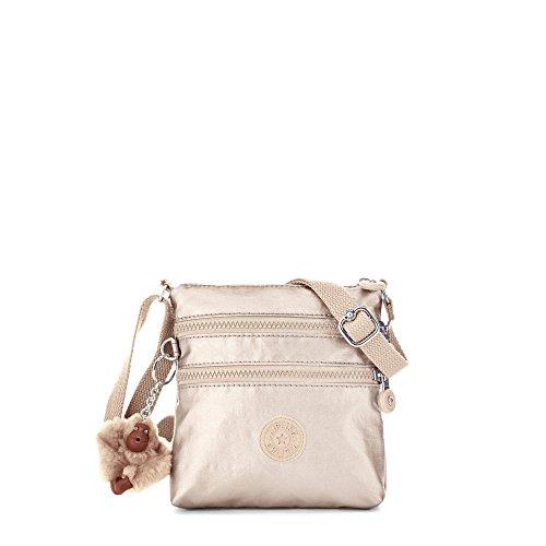 Kipling Alvar XS Metallic Mini Crossbody Bag, Sparkle by Kipling