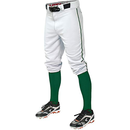 (Easton Adult Pro+ Piped Knicker Baseball Pant )