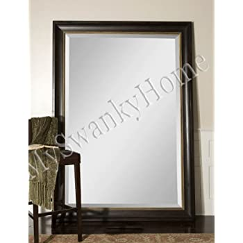 Amazon Com Extra Large Wall Mirror Oversize Rustic Wood