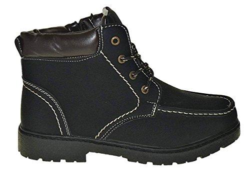 Art 455 Winterschuhe Schuhe Winterstiefel Herrenschuhe Herren Schneeschuhe