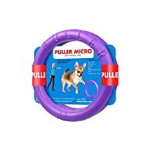COLLAR 6489 Puller Micro Two Rings Active Toy for Dogs Fitness
