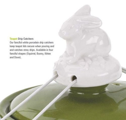 Teapot Drip Catchers
