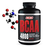 NAR LABS BCAA 4800, 240 Capsules Review