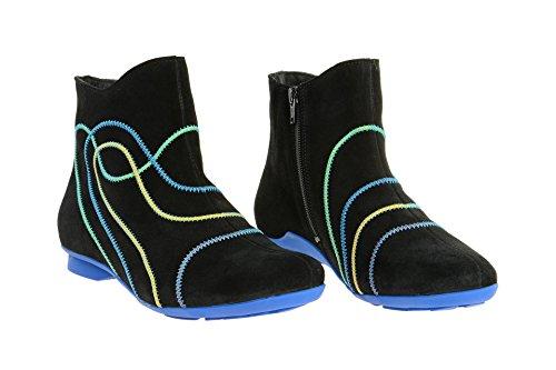 Boots Stivali Think Pensare 181127 Da Black Keshuel Women's Donna 181127 Nero Keshuel Iwaqwr1T