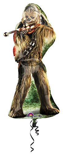 Star Wars Chewbacca Jumbo Foil -