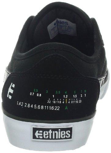 Etnies - Zapatillas de skateboarding para hombre, negro - negro, 44 negro - negro