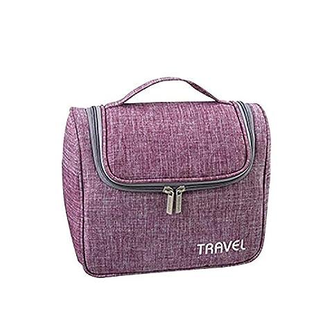 dafafb820b91 Amazon.com: Toiletry Bag, CReditably Travel Portable Wash Bag ...