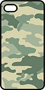 Camoflauge #4 Black Plastic Case for Apple iPhone 4 or iPhone 4s by icecream design