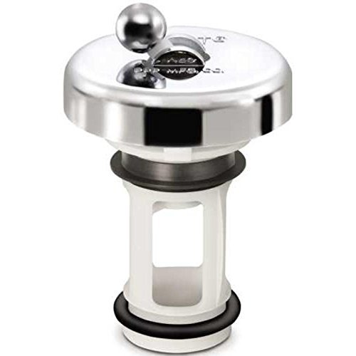 PPP GIDDS-124050 Flip-It Fit-All Bathroom Stopper, Chrome - 124050 (Supreme Bathroom Sink)