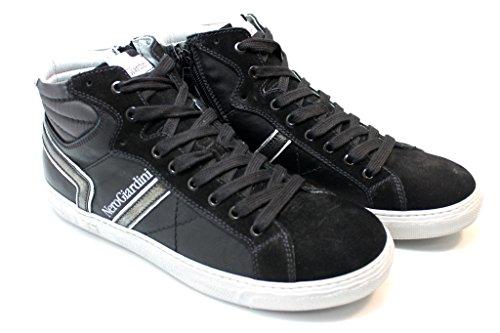 Nero Giardini A503752U 200 Polacchine Stringate Calzado Para Hombre, Color Negro negro
