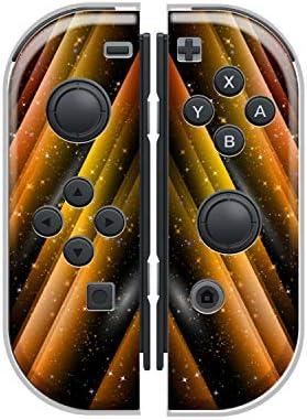 Nintendo Switch ケース 任天堂 スイッチ ジョイコン ケース ハードタイプ 傷から守る 星柄 宇宙 スター ブルー レッド パープル ブラウン ネイビー ピンク ブラック 赤 青 茶色 人気 かわいい おしゃれ