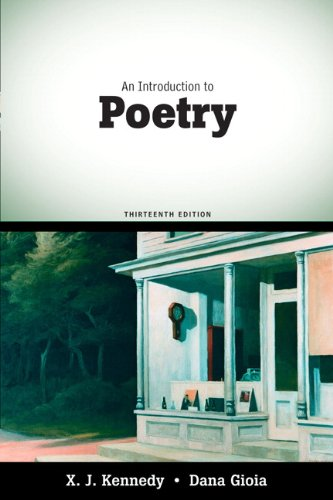 205686125 - An Introduction to Poetry (13th Edition)