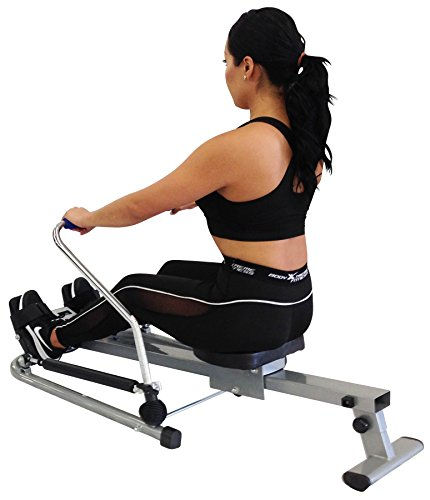 Body Xtreme Fitness Circular Motion 3000 Rowing Machine Home Exercise Equipment Back Workout