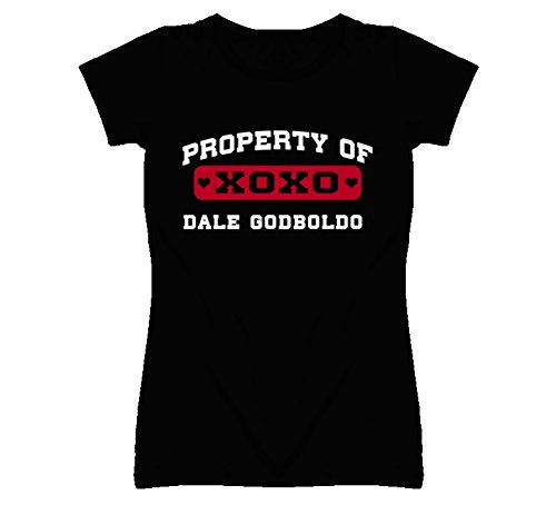 Dale Godboldo Assets of I Love T Shirt S Black