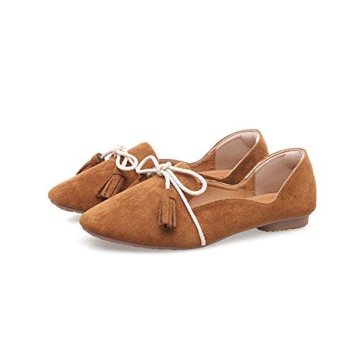 de de Inferior Suave Mujeres F Parte Zapatos cómoda Manera FLYRCX de Calza Coloridos señoras de Embarazadas cómoda La Zapatos Antideslizantes Las la Trabajo Las los Zapatos pAqwxX7