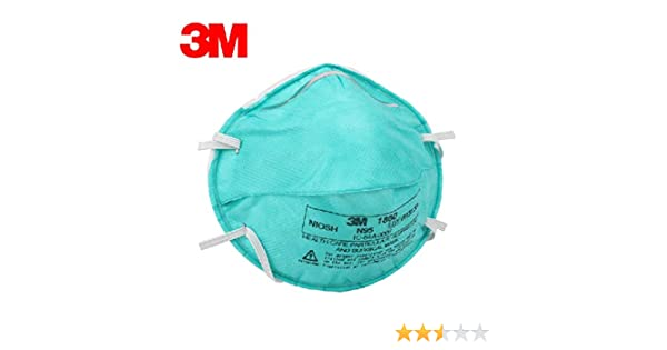 3m mask n95 5 pice