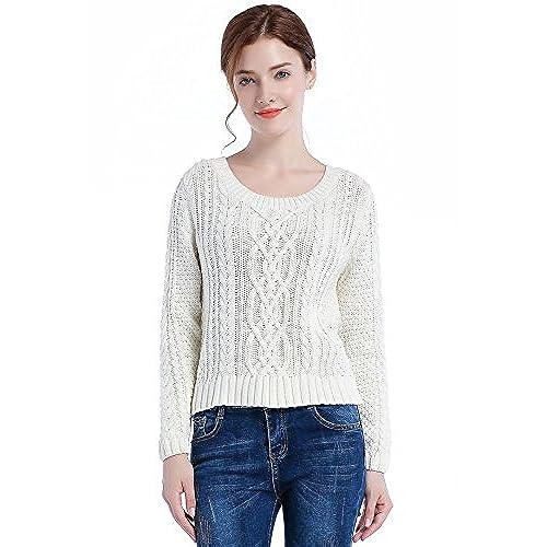 Women's Cotton Sweater: Amazon.com