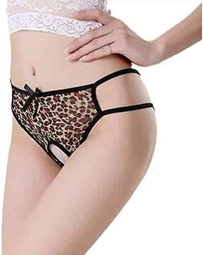 253d658f59 Sunny Day Go Sexy Women s Lace Underwear Midnight Bow-Tie Panties