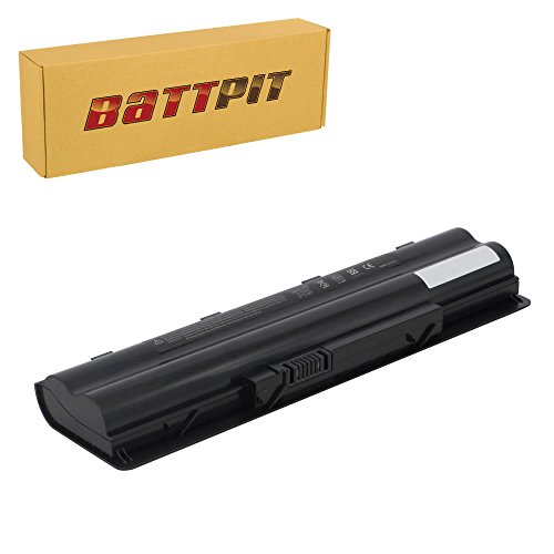 1077ca Laptop Battery - Battpit™ Laptop/Notebook Battery for HP Pavilion dv3-1073cl Pavilion dv3-1077ca Pavilion dv3-1073ca Pavilion dv3-1075us Pavilion dv3-1075ca (4400 mAh/48Wh)