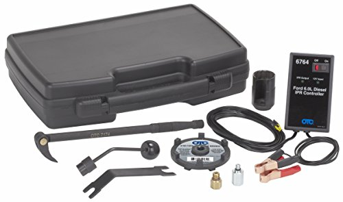Fuel Service Tools - OTC 6770 Diesel Service Tool Kit for Ford 6.0L Engine