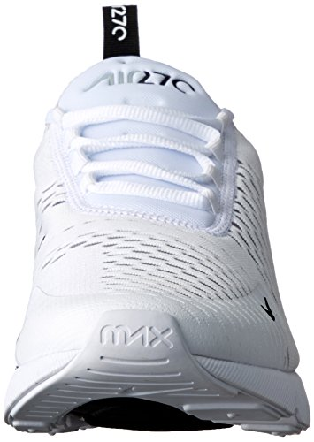 Nike Blanc 270 Max Gymnastique White Black Chaussures white de Homme 100 Air UOr6wqBSU