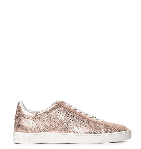 Donna Rosa Pelle Xxw12a0t490pe1m008 Sneakers Tod's ZzYq0w