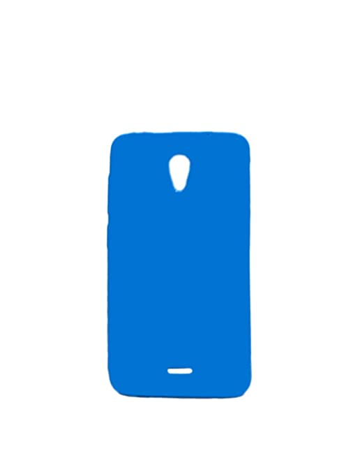 sale retailer 5815f d166e Tech-Port MICROMAX A106 SKY BLUE BACK COVER: Amazon.in: Electronics
