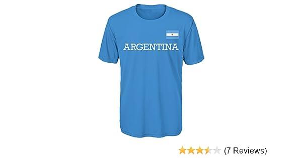 Outerstuff International Soccer Kids /& Youth Boys Across The Field Short Sleeve Tee