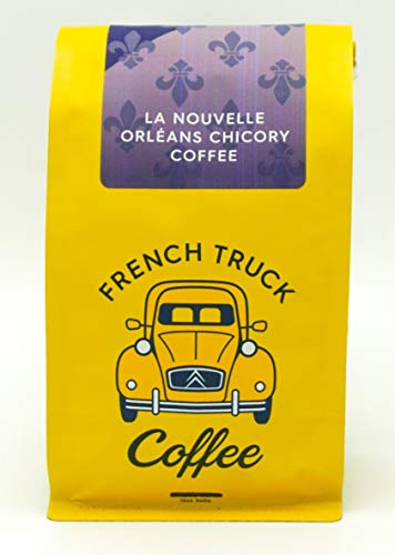 FRENCH TRUCK COFFEE La Nouvelle Orléans Chicory Coffee - DARK ROAST