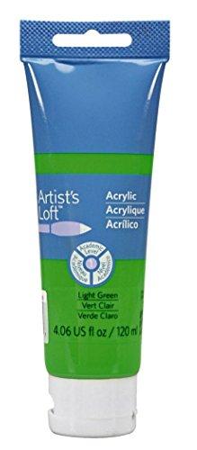 Loft 4 Light (Artist's Loft Acrylic Paint, 4 oz (Light Green))